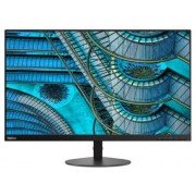 "Monitor IPS LED Lenovo ThinkVision 27"" S27i-10, Full HD (1920 x 1080), VGA, HDMI, 4 ms (Negru)"