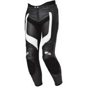 Held Rocket 2 Motocyklové kožené kalhoty 54 Černá Bílá