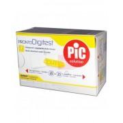 Pic Solution Pic Pronto Digitest - 25 Lancette Pungidito Con Tamponcino