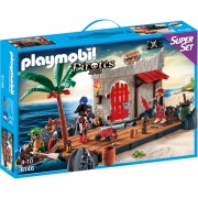 Joc PLAYMOBIL Pirate Fort SuperSet