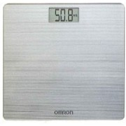 Omron Digital Weight Scale HN-286 Weighing Scale(Grey)
