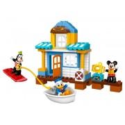 LEGO DUPLO® 10827 Kuća na plaži za Mickeyja i prijatelje