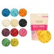 Cake Supplies Deco Melts de colores - FunCakes - 250 g - Color Naranja