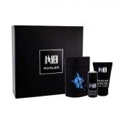 Thierry Mugler A*Men confezione regalo Eau de Toilette 100 ml + 50 ml docciashampoo + 20 ml deostick da uomo