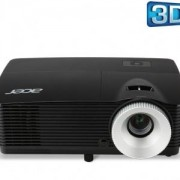 Мултимедиен проектор Acer Projector X152H 1080p, 3'000Lm, 10'000:1, DLP 3D, HDMI, HDMI/MHL, ExtremeECO, Zoom, Audio, 2.3 Kg