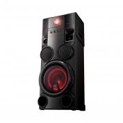 Minicomponente LG OM7560 XBOOM DJ 1000W RMS / 12000W-Negro