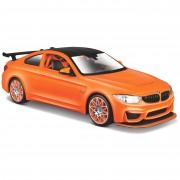 Maisto Modelauto BMW M4 GTS oranje 1:24