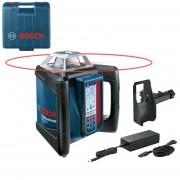 BOSCH GRL 500 H + LR 50 Nivela laser rotativa orizontal (500 m) + Receptor/telecomanda