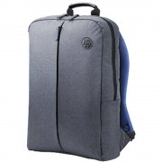 "HP Ruksak za prijenosno računalo HP 15.6 Value Backpack ATT.FX.FITS4_MAXIMUM_INCH: 39,6 cm (15,6"") Plava boja, Siva"
