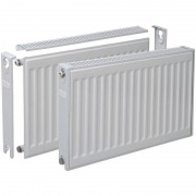 Plieger Compact radiator type 11 500x1000mm 780W
