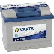 Akumulator za automobil Varta Blue Dynamic 60 Ah L+