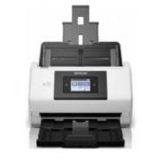 Scanner Epson DS-780N, A4, Duplex, ADF (Alb/Negru)