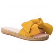 Еспадрили MANEBI - Sandals With Bow M 2.2 J0 Sunny Yellow