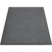 Schmutzfangmatte Olefin LxB 910 x 600 mm grau