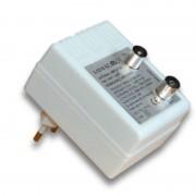 Amplificator Semnal TV, 20 dB, 76 Ohm, benzile FM / VHF / UHF