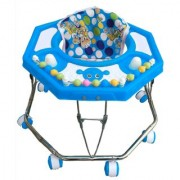 Oh Baby Baby Steel Pipe Blue Walker For Your Kids SE-W-22