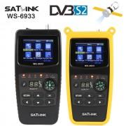 Satlink WS 6933 Hd sat S/S2 antenna beállító műszer