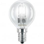 Philips Halog.lamp 18w E14 230v Kogel