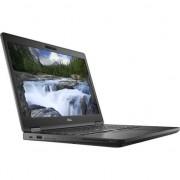 Laptop Dell Latitude 5591 (Procesor Intel® Core™ i7-8850H (9M Cache, 4.30 GHz), Coffee Lake, 15.6 FHD IPS, 16GB, 512GB SSD, Nvidia GeForce MX130 @2GB, Wireless AC, FPR, Win10 Pro)