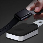 QI Wireless Charger Power Bank External Battery for Apple Watch Series 5 / 4 / 3 / 2 / 1