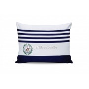 Set 2 fete de perna, Beverly Hills 003 - Dark Blue fata , 50 x 70 cm