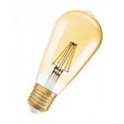 Ledes Dekor izzó Szabályozható Vintage 1906 LED 6.50W E27 Meleg Fehér 4052899972360 - Osram