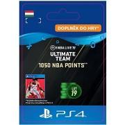 1050 NBA POINTS - PS4 HU Digital