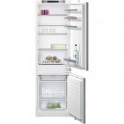 Siemens iQ300 Inbyggnadskylskåp/frys, KI86NVS30