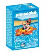 Playmobil 4860 - Fillette Avec Bouée