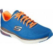 Pantofi Sport Barbati SKECHERS AIR INFINITY Blue Marimea 41
