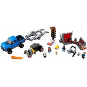Lego Ford F-150 Raptor LEGO 75875 & Ford Model A Hot Rod