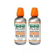 Therabreath Plus Oral Rinse Saver (twin pack)
