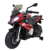 Moto BMW Trail12V Roja Infantil - Injusa