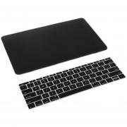EW Funda de portátil cubierta rígida adecuadas para Macbook de 12 pulgadas portátil