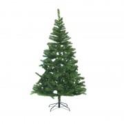 Bellatio Decorations Luxe kunst kerstboom 210 cm