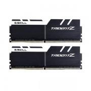 G.SKILL DDR4-3200 16GB Dual Channel [Trident Z] F4-3200C16D-16GTZKW