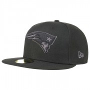 New Era 59Fifty BG Patriots Cap Fitted Basecap Baseballcap Kappe New England Pats Flat Brim NFL