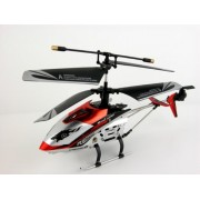 """JXD 4 Ch Indoor Infrared RC Gyroscope Helicopter """"Drift King"""" - Colors May Vary"""
