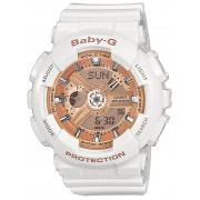Ceas de dama Casio BA-110-7A1ER Baby-G Cronograf 10 ATM 43 mm