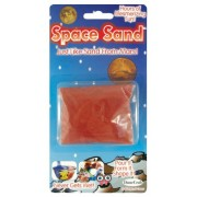 Dunecraft Space Sand Science Kit, Assorted Colors, Red, Yellow, Green, Blue, Purple