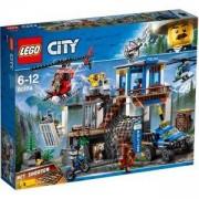 Конструктор ЛЕГО Сити - Полицейско управление в планината, LEGO City Police, 60174