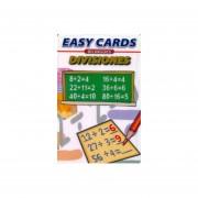 EASY CARDS BILINGUES DIVISIONS / DIVISIONES
