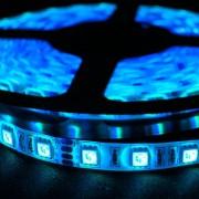 Tira Leds Súper Brillo Para Exterior En Varios Colores 5m 300 Leds