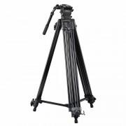 Walimex Pro Cineast I Tripé de Vídeo Profissional