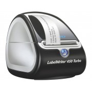 DYMO LabelWriter 450 Turbo Labelprinter Thermisch 300 x 600 dpi Etikettenbreedte (max.): 56 mm USB
