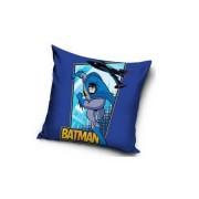 Batman párnahuzat kék 40x40cm