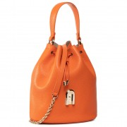 Дамска чанта FURLA - Sleek BATBABR-HSF000-BG600-1-007-20-RO-B Orange i