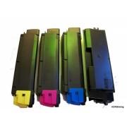 4x Vorteilspack kompatibler Toner Kyocera TK-590 K C M Y