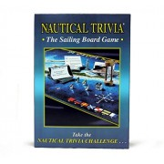 Boat Game Sailing Theme Ship Board Game Gift For Sailing, Yachting & Boating Lovers