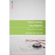Teaching Numbers - From Text to Message (Reynolds Adrian)(Paperback / softback) (9781781911563)